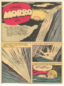 Magic Morro-Dick Tracy-Moon Mullins-Clyde Beatty-Winnie-Winkle-Loose Pages-19...