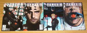 Nemesis: the Imposters #1-4 VF/NM complete series - batman guest-stars 2 3 set