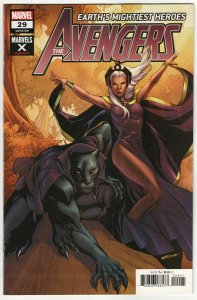 Avengers #29 Lupacchino Marvels X Variant (2020) NM