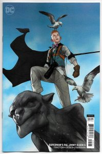 Supermans Pal Jimmy Olsen #5 Oliver Variant Cvr (DC, 2020) NM