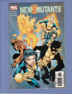 New Mutants #13 NM- 2003 Series