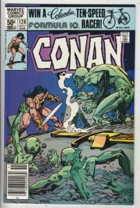 Conan the Barbarian #128 (Nov-81) NM/NM- High-Grade Conan the Barbarian