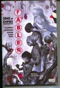 Fables-Vol 9-Bill Willingham-TPB- trade