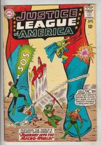 Justice League of America #18 (Mar-63) VF+ High-Grade Justice League of Ameri...
