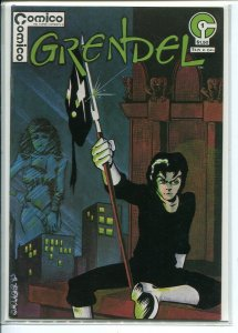 GRENDEL (1983 COMICO)  #1 NM- A00173