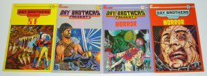 Day Brothers Present #1-4 VF/NM complete series - horror and sci fi caliber 2 3