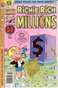 RICHIE RICH MILLIONS (1962-1982) 95 VF-NM  June 1979 COMICS BOOK