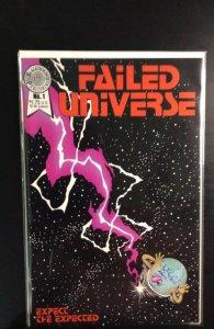 Failed Universe #1