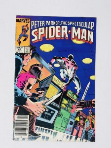 The Spectacular Spider-Man #84 (1983)