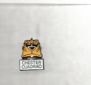 Pins: Chester Cuadrao