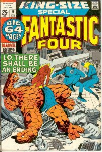Fantastic Four (Vol. 1) Annual #9 VG; Marvel | low grade comic - save on shippin