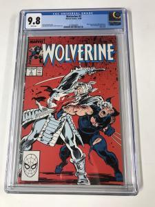 Wolverine (1988) #2 CGC 9.8