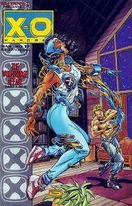 X-O Manowar #37 VF/NM; Valiant | save on shipping - details inside