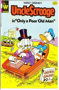 Uncle Scrooge (Walt Disney…) #195 VG; Gold Key | low grade comic - save on shipp