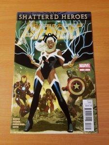 The Avengers #21 ~ NEAR MINT NM ~ (2012, Marvel Comics)