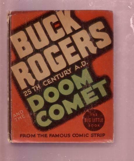 BUCK ROGERS 25TH CENTURY A.D. DOOM COMET #1178 BLB-1935 VF-