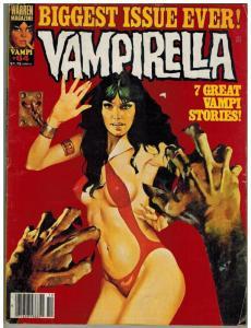 VAMPIRELLA 64 VG Oct. 1977