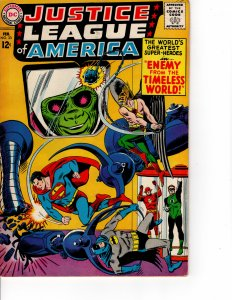 BUY NOW Silver Age JUSTICE LEAGUE of AMERICA #33 INVESTMENT PRICED