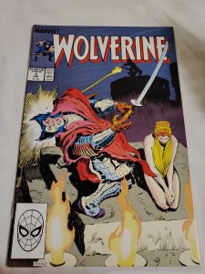 Wolverine 3 Near Mint- Art by John Buscema
