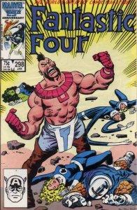 FANTASTIC FOUR (2003 Marvel Comics) #298 VF+