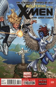 WOLVERINE & THE X-MEN (2011 Series)  (MARVEL) #20 Near Mint Comics Book