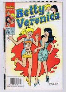 Betty + Veronica #87 ORIGINAL Vintage 1995 Archie Comics GGA