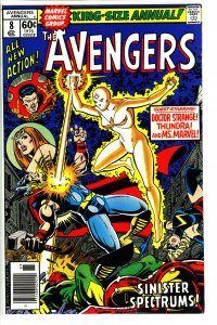 The Avengers Annual #8 (1978)