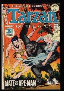 Tarzan of the Apes #209 NM 9.4