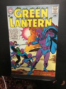 Green Lantern #37 (1965) high-grade 1st Evil Star key! FN+ Wow!