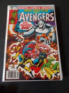 Marvel Super Action #28 (1981)