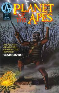 Planet of the Apes (2nd series) #11 FN; Adventure | save on shipping - details i