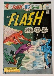 Flash #238 (Dec 1975, DC) VF- 7.5 Green Lantern backup story