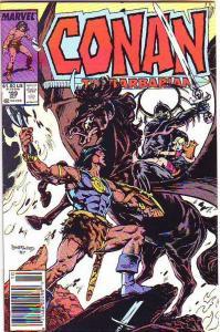 Conan the Barbarian #199 (Oct-87) FN/VF+ High-Grade Conan the Barbarian
