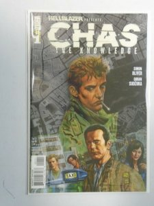 Hellblazer Chas the Knowledge #1 6.0 FN (2008 Vertigo)