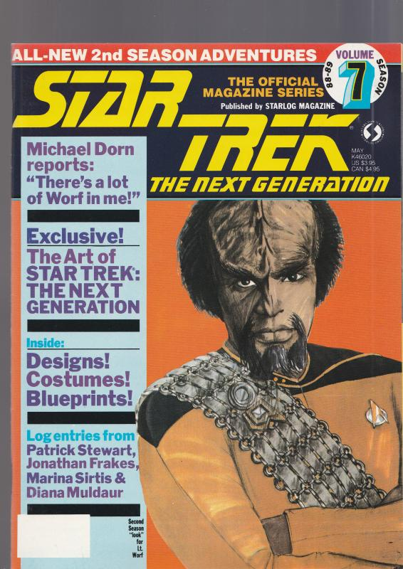 Star Trek Next Generation Vol 7