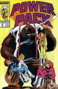 Power Pack (1984 series) #32, VF+ (Stock photo)