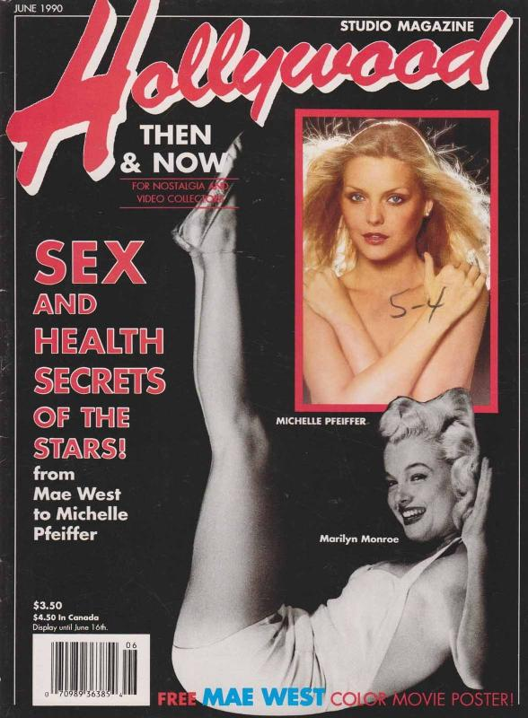Hollywood Studio Magazine: Then and Now (vol. 23) #6 FN; Hollywood Studio | save