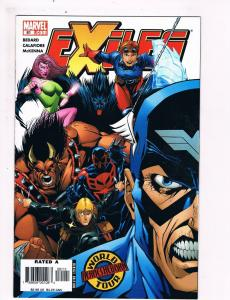Exiles # 81 Marvel Comic Book Awesome Issue Modern Age Blink X-Men WOW!!!!!! S25