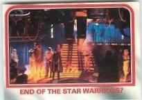 1980 Topps Star Wars The Empire Strikes Back END OF THE STAR WARRIORS? #94 EX/MT