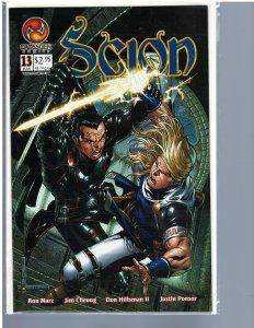 Scion #13 (2001) NM