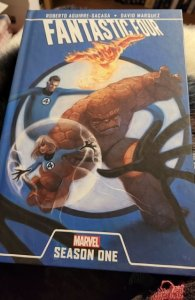 Fantastic Four: Season One #1 (2012)