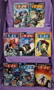 DC New 52 O.M.A.C. #1 - 8 Dan Didio Keith Giffen Scott Koblish (DC, 2011)!