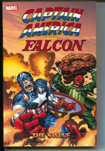 Captain America And The Falcon: The Swine-Jack Kirby-2006-PB-VG/FN