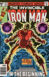 Iron Man (1st Series) #122 VF/NM; Marvel | save on shipping - details inside