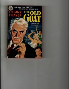3 Books The Old Goat The Great Mistake The Tenderfoot Mystery Thriller JK14
