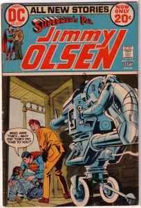 Superman's Pal Jimmy Olsen   vol. 1   #152 GD