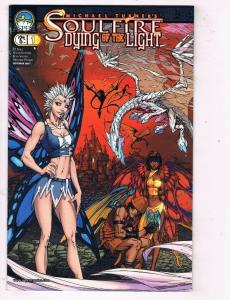 Soul Fire Dying Of The Light #1 VF Aspen Comics Comic Book Krul 2005 DE48