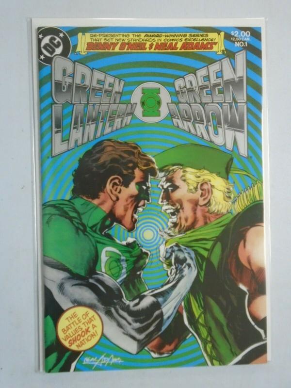 Green Lantern Green Arrow #1 NM (1983)
