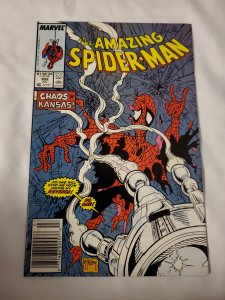 Amazing Spider-Man #302 - FN/VF - Todd McFarlane Art