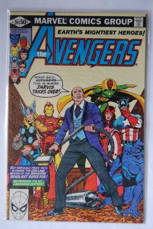 The Avengers, 201